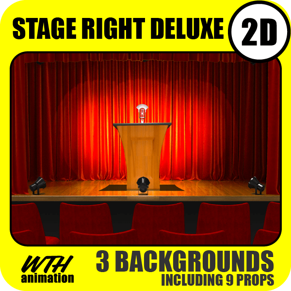 Stage Right  U2013 Deluxe  U2013 Wthanimation